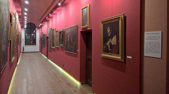 "Pinacoteca di arte francescana ""Caracciolo"""