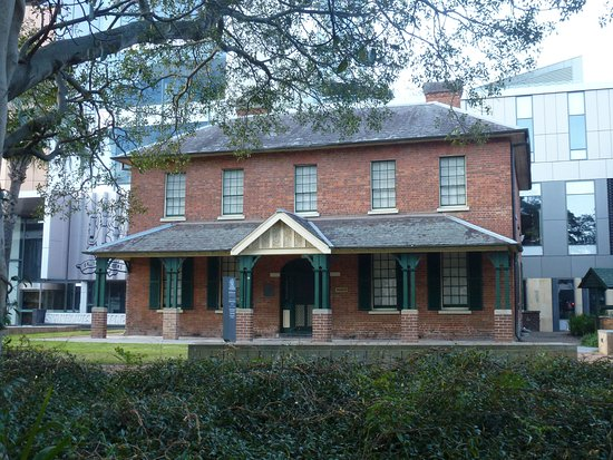 Parramatta, Australia: Brislington Medical & Nursing Museum