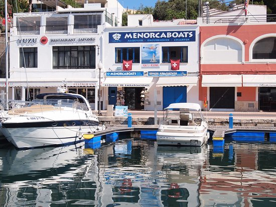 Menorcaboats