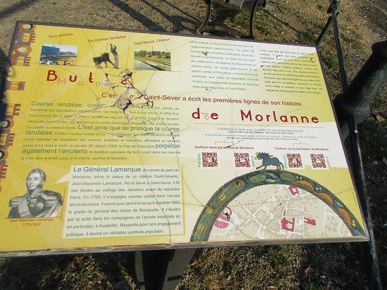 Saint Sever, Francia: La Butte de Morlanne