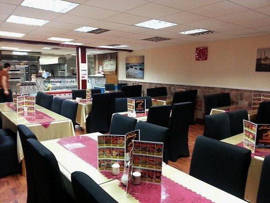 Interior - Picture of KANI restaurant, Bolton - Tripadvisor