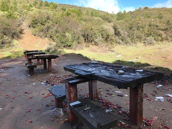 Ukiah, Califórnia: Cow Mountain Shooting Range 2017