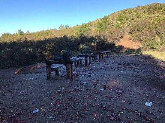 Ukiah, CA: Cow Mountain Shooting Range 2017