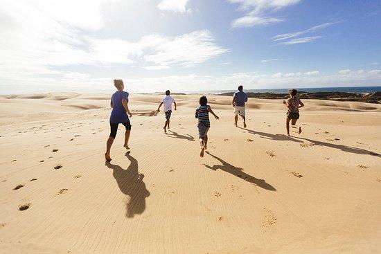 San Luis Obispo County, Kalifornien: Family Time at the Oceano Dunes