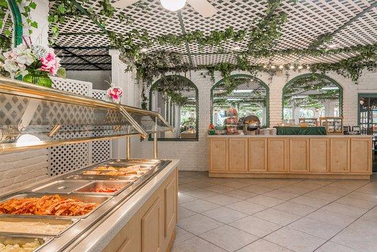 The Island By Hotel Rl Garden Cafe Buffet Breakfast