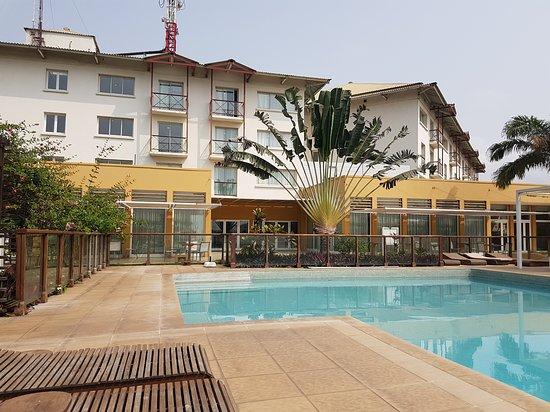 Novotel Cotonou Orisha Hotel: 20170120_110222_large.jpg