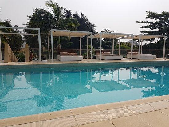 Novotel Cotonou Orisha Hotel: 20170120_110216_large.jpg
