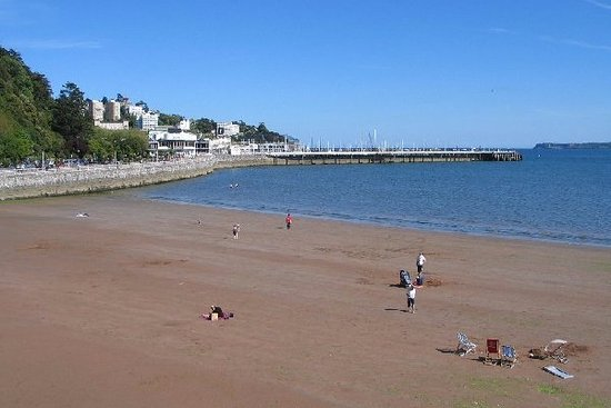 Mariners Guest House: Abbey Sands Beach
