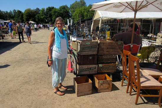 Aberfoyle Antique Market