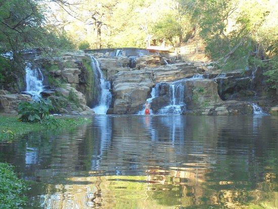 Diriamba, Nikaragua: La hermosa cascada