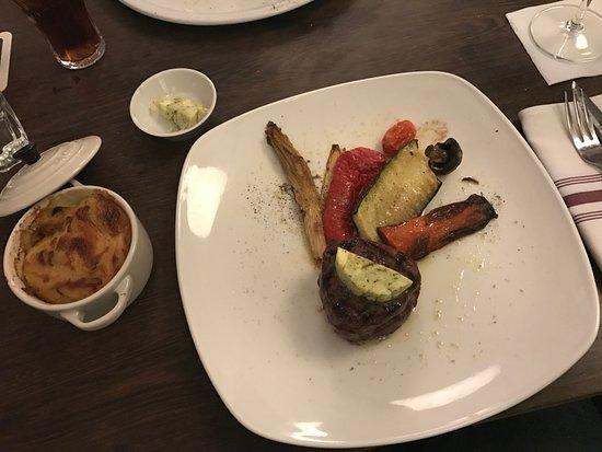 Nero Pizza & Grill: Steak Fillet