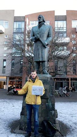 CityWalk Reykjavik: Great free Walking tour! Johannes was awesome!