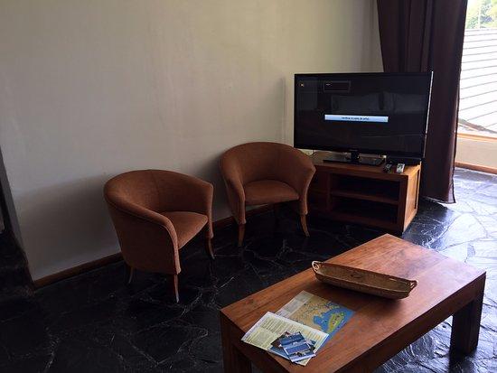 Las Ramblas de Puerto Manzano: Suite Superior. Habitación #1