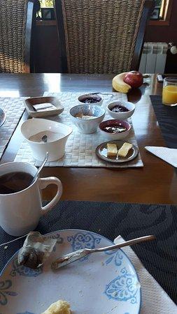 Las Ramblas de Puerto Manzano: Desayuno