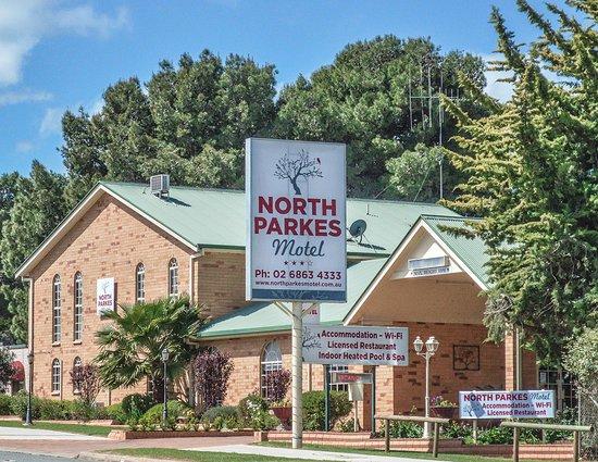 North Parkes Motel