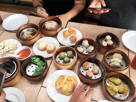 Bamboo dimsum all you can eat 99 ribuan