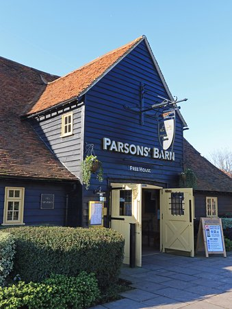The Parsons Barn