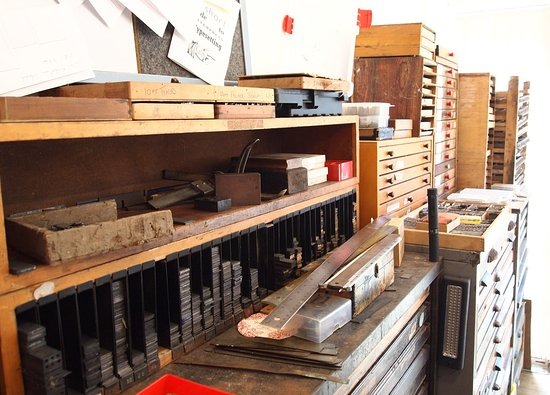 The Smallprint Co. Letterpress & Design