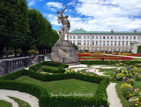 Lovely Gardens lovely garden - picture of mirabell palace and gardens, salzburg