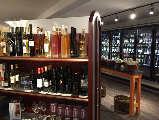 Penticton, Canada: Ice Wines and Dessert Wines