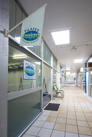 Peregian Beach, Australia: Gallery Arcade Entrance