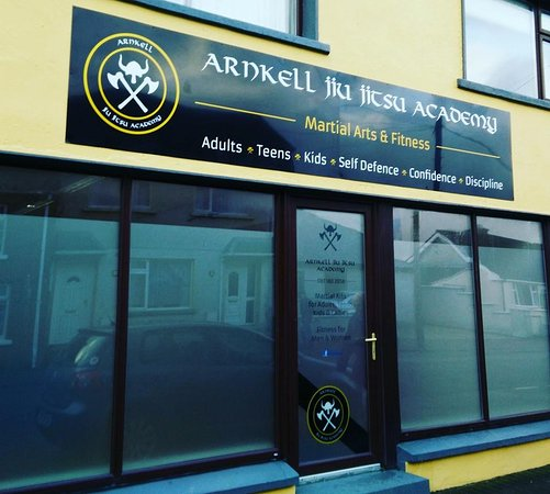 Arklow, Ireland: Gym