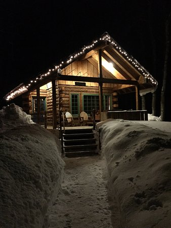 Clark, CO: Our cozy cabin