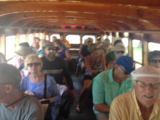 "Tour American Samoa: No better way to get around the island than an ""Aiga"" bus!"