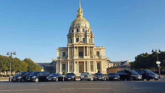 Allo Chauffeurs Paris