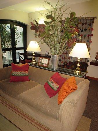 LP Los Portales Hotel Cusco: lobby descanso