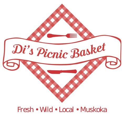 Port Severn, Canada: Di's Picnic Basket logo