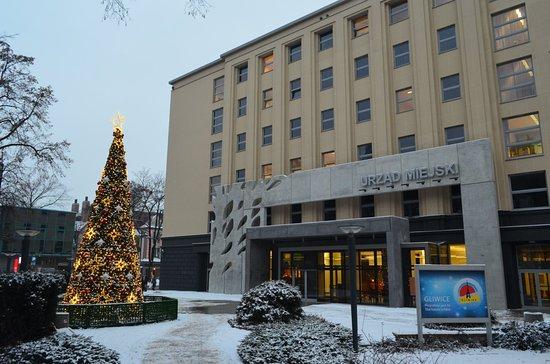 Urząd Miejski w Gliwicach