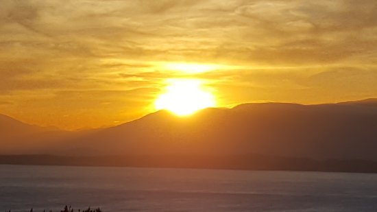 Twizel, นิวซีแลนด์: Sunset Tour