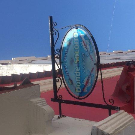 Restaurante Bar Donde Socorro Sea Food: photo0.jpg