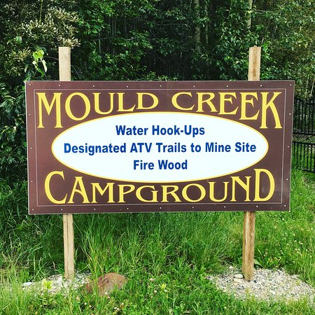 Fort Nelson, Canada: Mould Creek Campground