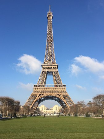 Torre eiffel picture of eiffel tower paris tripadvisor for Torre enfel