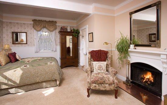 Headlands Inn Bed & Breakfast: Patricia Stofle Room