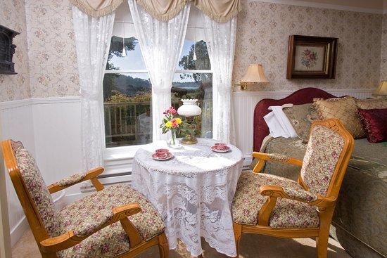 Headlands Inn Bed & Breakfast: Patricia Stofe Room