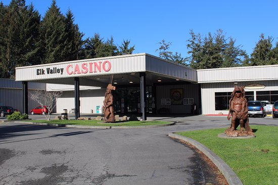 elk valley casino crescent city california