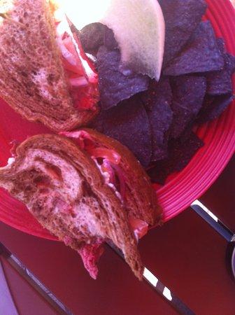 RnB sandwich