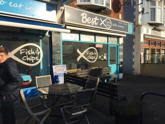 Ossie's Best Fish and Chips: Best of the UK