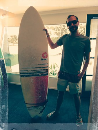 Gisborne, New Zealand: Surfboard hire from NewWave NZ Surfboards