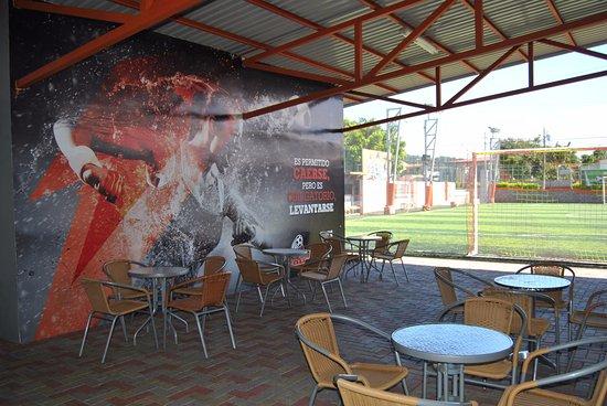 San Pablo, Costa Rica: Salón secundario
