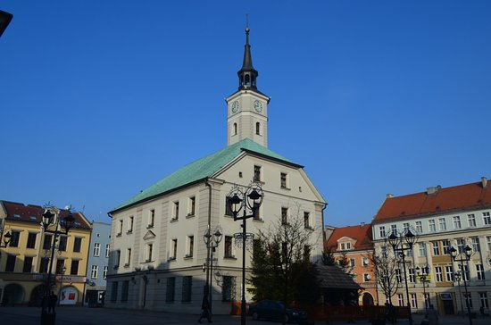 Town Hall of Gliwice