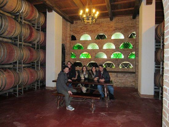 Montalcino, Italia: Vinícola