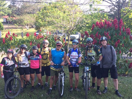 Costa Rica Ride Green Adventures: BIKE LOVErs Camp