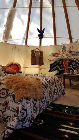 Sitting Bull Tipi Residence