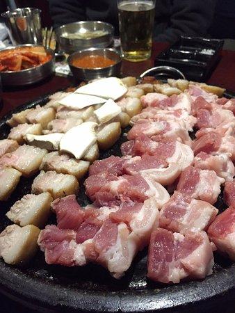 Pork Belly Speciality President