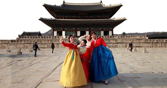 3355 Hanbok Rental Gyeongbokgung