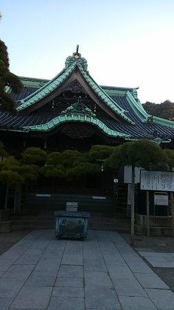 Shibamata Taishakuten (Taishakuten Daikyoji Temple): KIMG3119_large.jpg